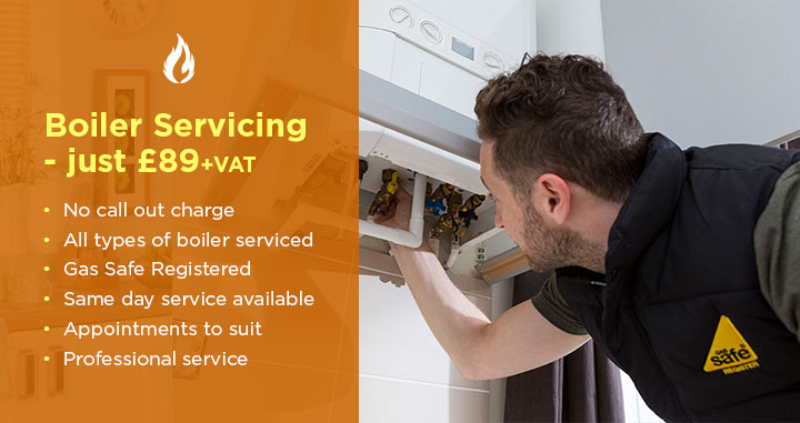 Boilers serviced in Bristol - Call 0117 214 0844